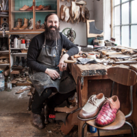 Leave your job, become a… shoemaker