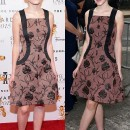 Kiernan Shipka Shows up in Prabal Gurung at Fragrance Awards