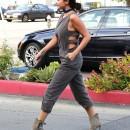 Selena Gomez in Joie Dalton Boots
