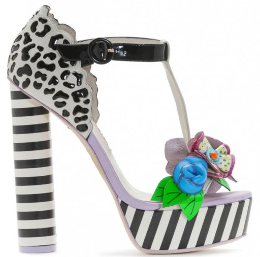 Sophia Webster Lilico Platform Sandals, $695