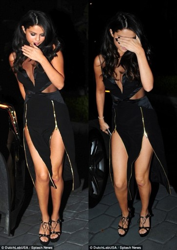Selena at MTV 2015 ...