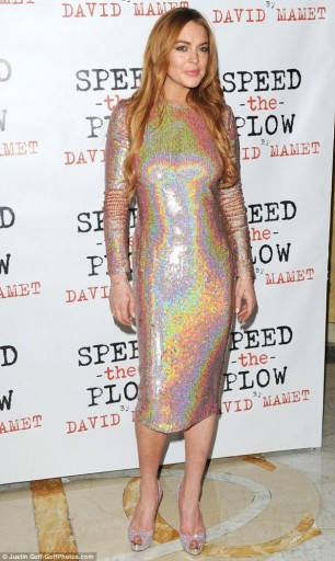 lindsay-lohan-celebrates-performance-speed-the-plow-west-end-4